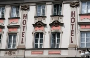 If your hotel came under attack,  what would you do?