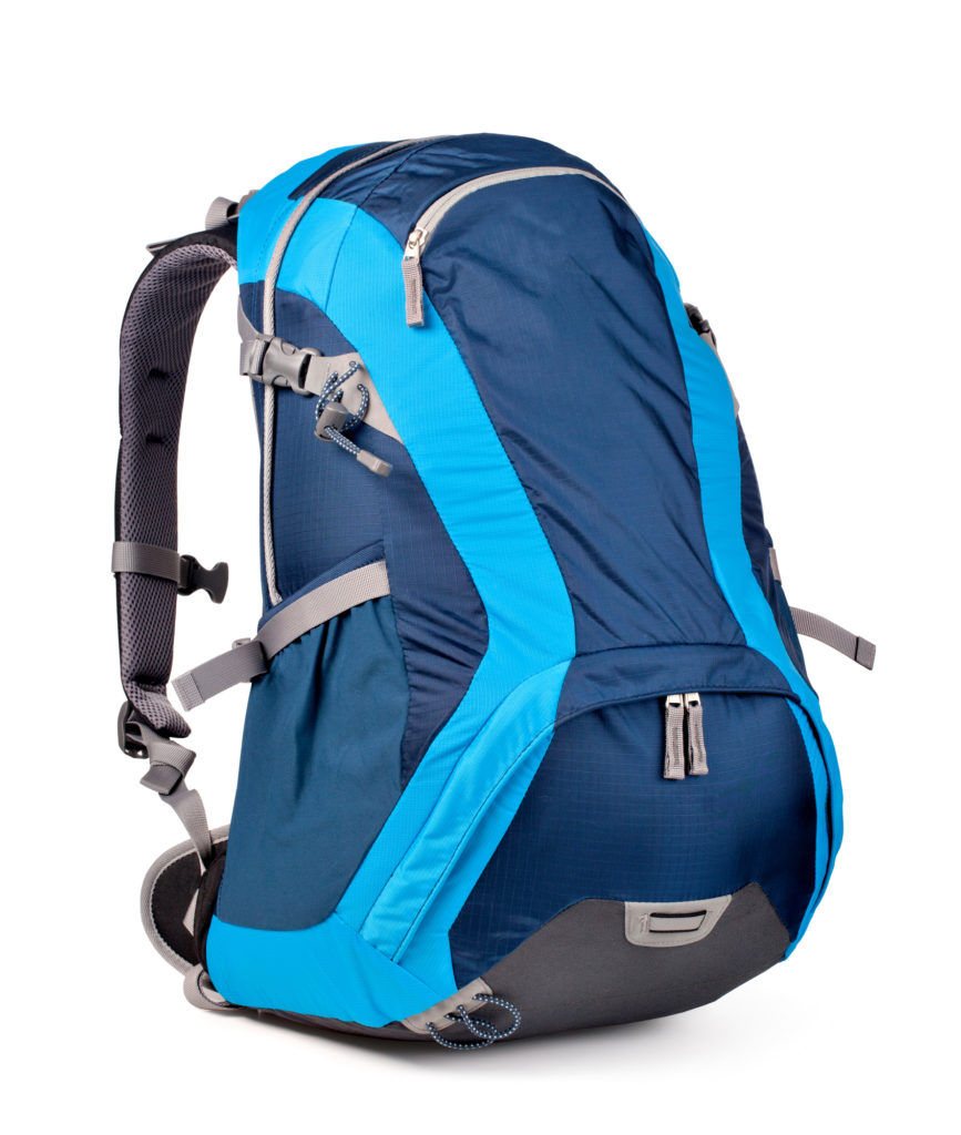 Blue Bug-out Bag