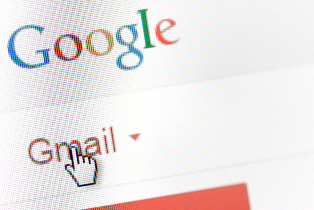 Gmail information stolen by hackers