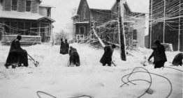 Bugging in for Severe Weather: 1978 Blizzard