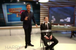 Watch Me Duct Tape Harry Connick Jr.
