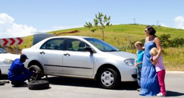 7 Items for a Roadside Emergency