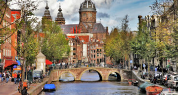 Amsterdam and the Red Light District