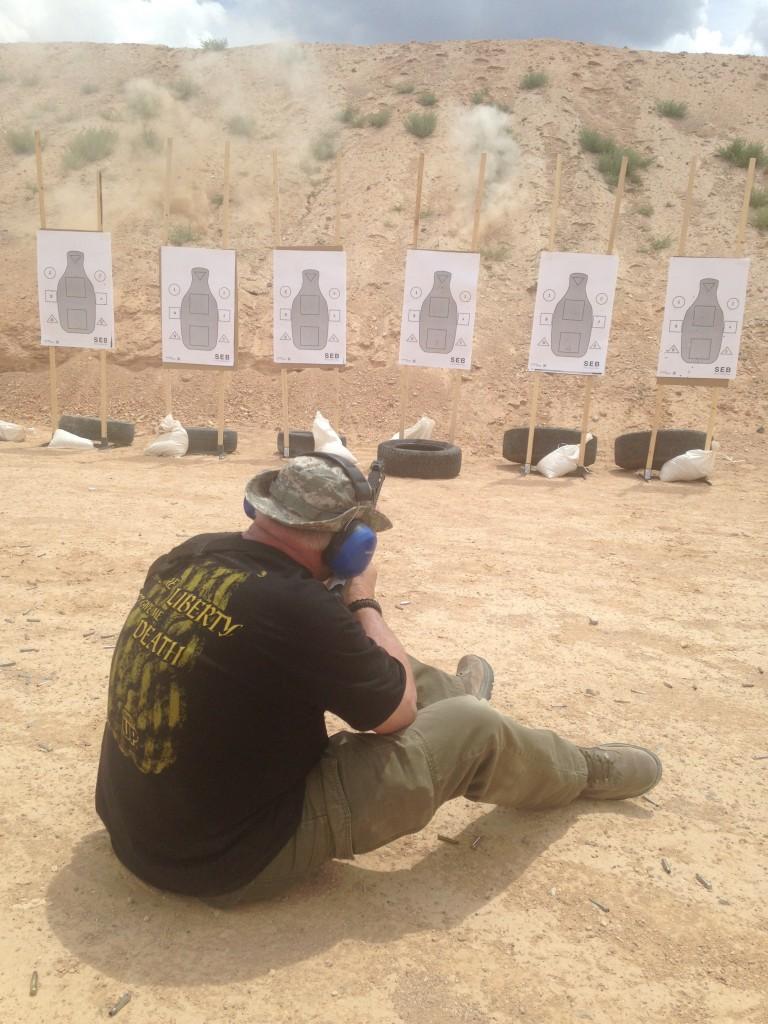 Rifle Drill