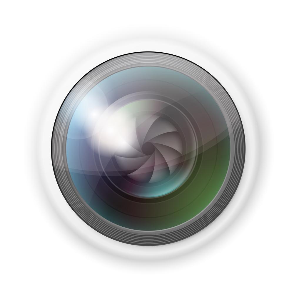 Hidden Cameras lens