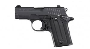 Black Sig Sauer P238