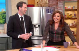 Watch Rachael Ray Hit Me In The Face!