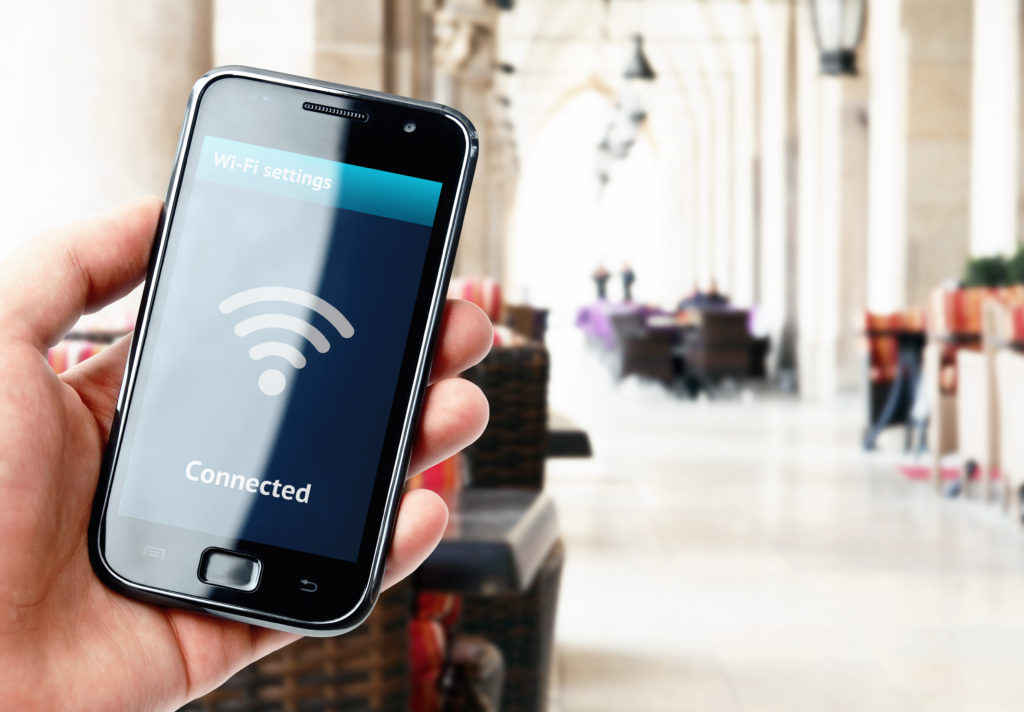 Hotel wi-fi creates security concerns