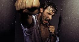 6 minutes of brutality: UFC fighter battles drugged-up home invader