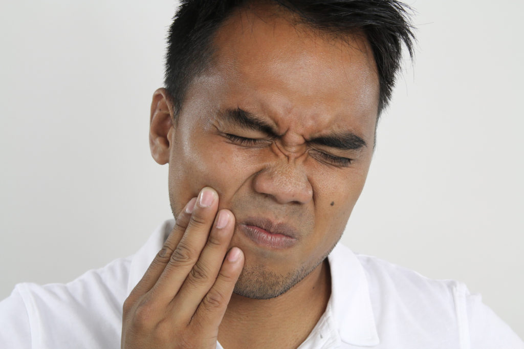 Tooth pain in a bug-out situation