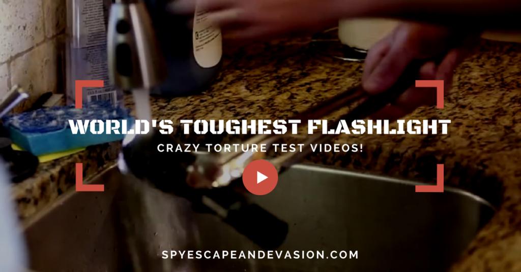 Best Survival Flashlight