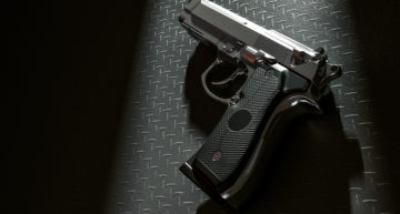 A Deadly Bear Attack, The Feds and 9mm Pistols