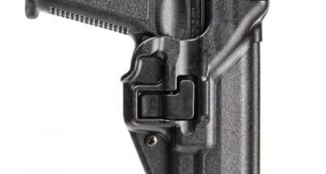 Triple Retention Holster: Another Perspective