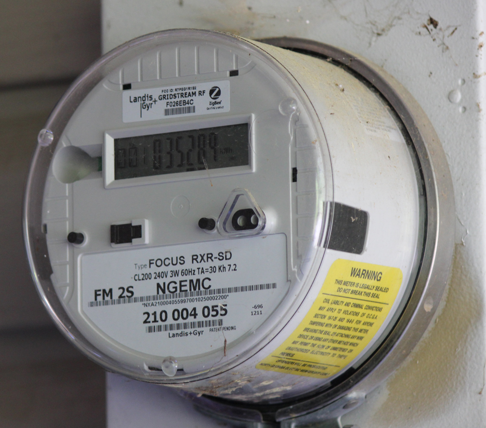Smart Utilities Meter