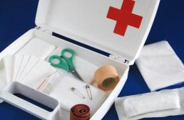 10 First Aid Items To Have On Hand At All Times