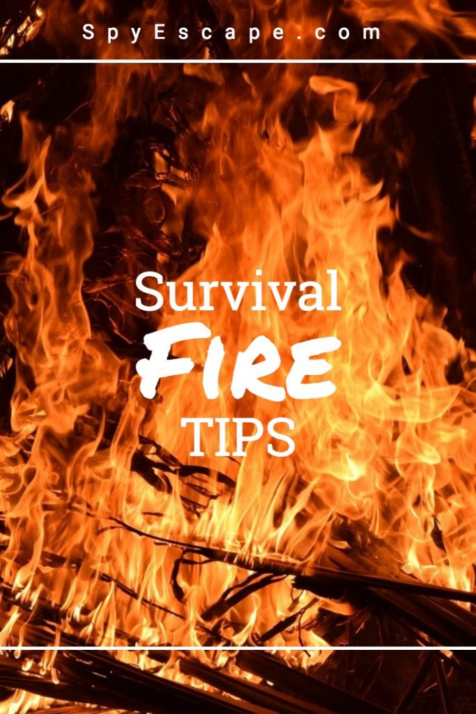 Large survival fire