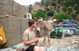 Meet Jack: Using Pack Animals In Afghanistan
