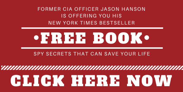 Spy Secrets That Can Save Your Life Free Book Offer