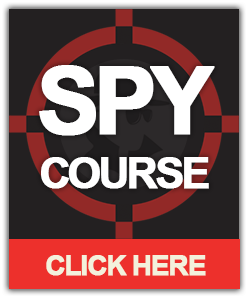 Spy training course