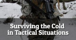 Surviving The Cold In Tactical Conditions