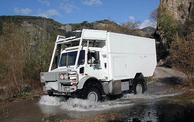 Unicat SHTF truck