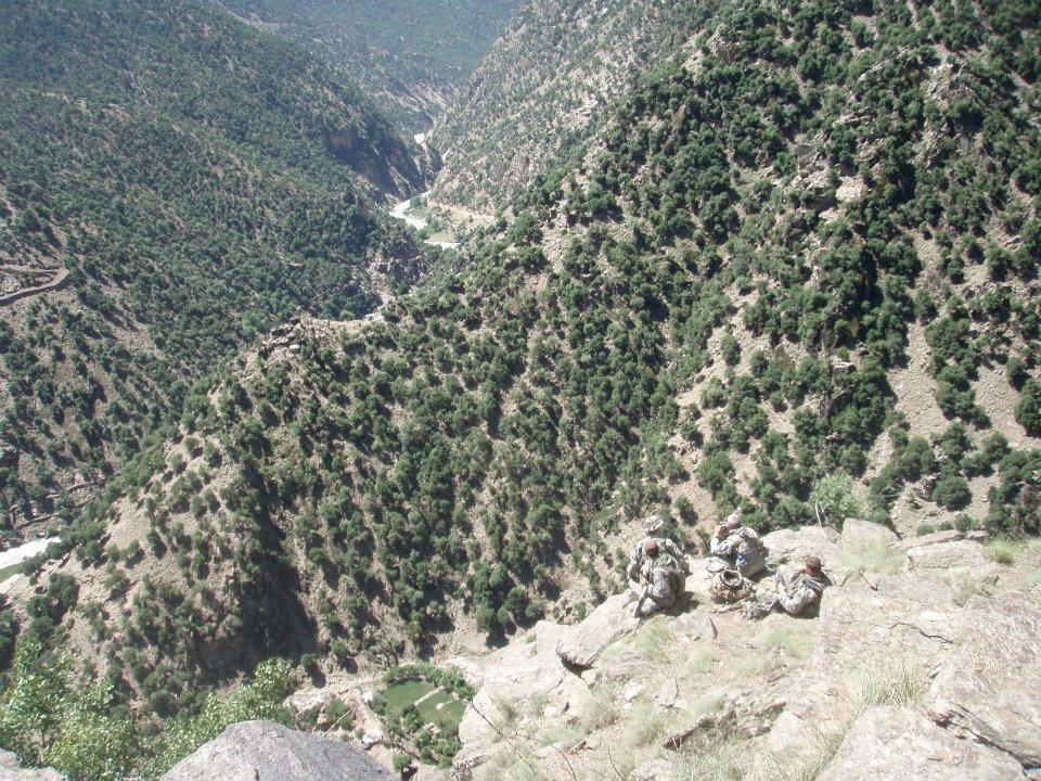 Waygul Valley, Hindu Kush, Afghanistan