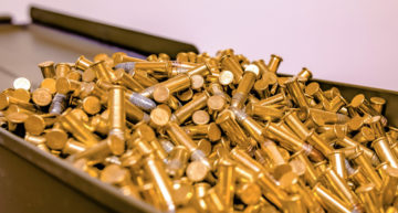 The sinister people fueling this ammo shortage