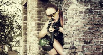 """""""Lady Death,"""" the infamous Russian sniper"""