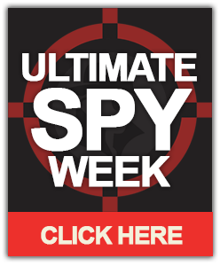 ultimate spy week is a course derived from my own CIA training